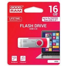Goodram UTS3 Lápiz USB 16GB USB 3.0 Rojo