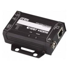 Aten VE811T extensor audio/video Transmisor de señales AV Negro (Espera 4 dias)
