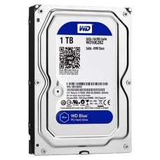 "HDD WD 3.5"""" 1TB 5400RPM 64MB SATA3 BLUE"