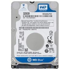 "DISCO DURO WD BLUE 2.5"" 320GB"