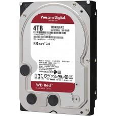 "HDD WD NAS 3.5"" 4TB 5400RPM 256MB SATA3 RED (Espera 4 dias)"
