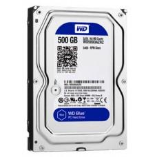 HD 3.5  500GB SATA3 WD 64MB DESKTOP BLUE