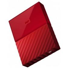 DISCO DURO EXT USB3.0 2.5  1TB WD MY PASSPORT ROJO