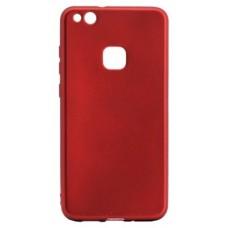 X-One Funda TPU Huawei P10 Lite Rojo