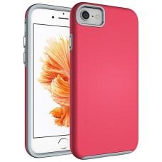 X-One Funda Carcasa Anti-shock iPhone 7/8 Rosa