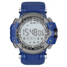 RELOJ INTELIGENTE DEPORTIVO BILLOW XS15 AZUL BLUETOOTH