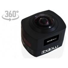 Billow XS360 Camara Deportiva 1080p 360º Negra
