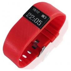 Billow XSB70R Pulsera Actividad BT4.0 Roja
