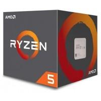 CPU AMD RYZEN 5 AM4 1600 3.2GHz -3.6GHz  HEXA CORE