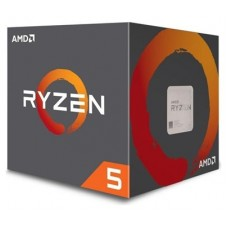 CPU AMD RYZEN 5 AM4 1600X 3.6GHz  HEXA CORE 3MB L2