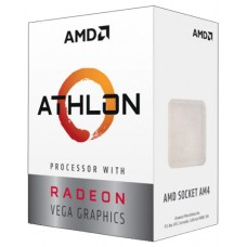 CPU AMD ATHLON 220GE Socket AM4 DUAL CORE 3.4GHz 4MB