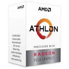 CPU AMD ATHLON 3000G Socket AM4 DUAL CORE 3.5Ghz 4MB