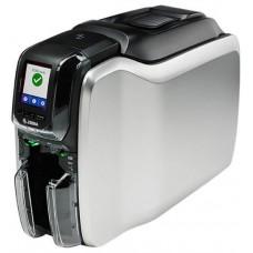 IMPRESORA ZEBRA ZC300 TARJETA PLASTICA UNA CARA CONTACT/CONTACTLESS USB-ETHERN