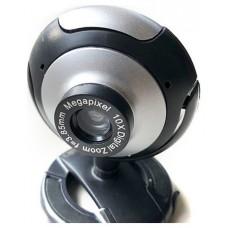 Webcam Zero-Max ZM-020 - 480p - Negra - Formato Bulk